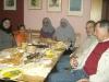 Abendessen bei Freunden